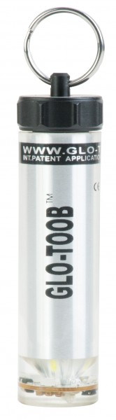 GLO-TOOB AAA Pro Tactical Light Weiss