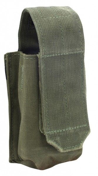 BLACKHAWK Smoke Grenade Single Pouch Oliv Gebraucht