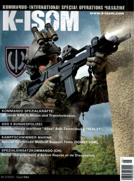 Kommando Magazin K-ISOM Ausgabe: 77 Nr. 5/2021