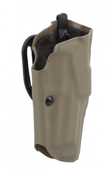 Gürtelholster Safariland 6377 Beretta 92F Coyote - Rechts