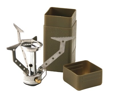 Web-Tex Warrior Compact Gaskocher