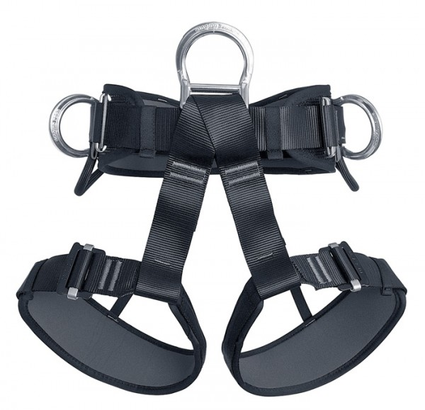 Black Line Sitzgurt Standard Sit Worker III