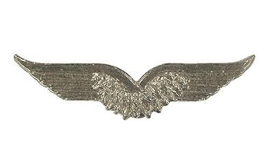 BW Mützenanstecker Metall Luftwaffe Schwinge