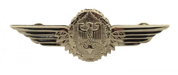 BW Tätigkeits-Abz.Militärluftfahrzeugführer Gold