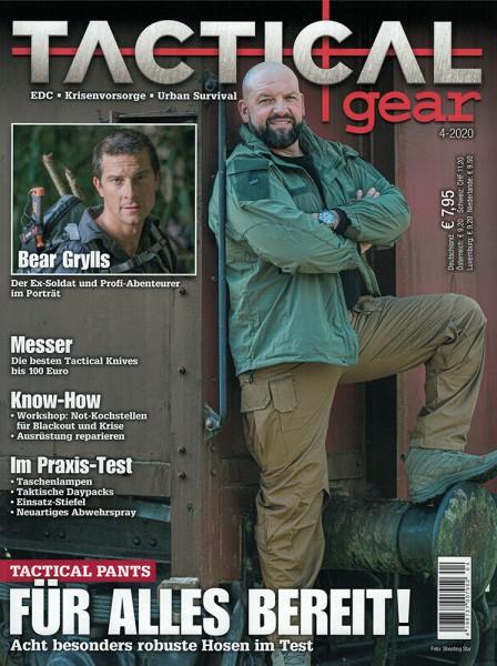 Tactical Gear Magazin 4-2020