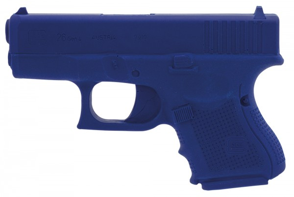 BLUEGUNS Trainingswaffe Glock 26 Gen 4