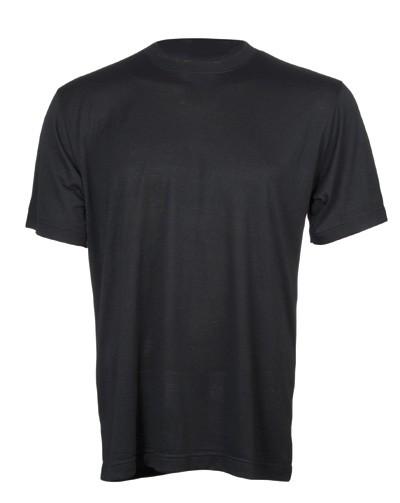 Unterhemd Coolmax-Schwarz