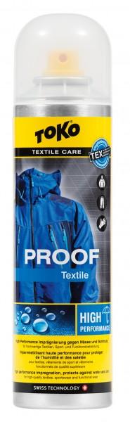 Toko Textile Proof Intensiv Imprägnierspray 250 ml