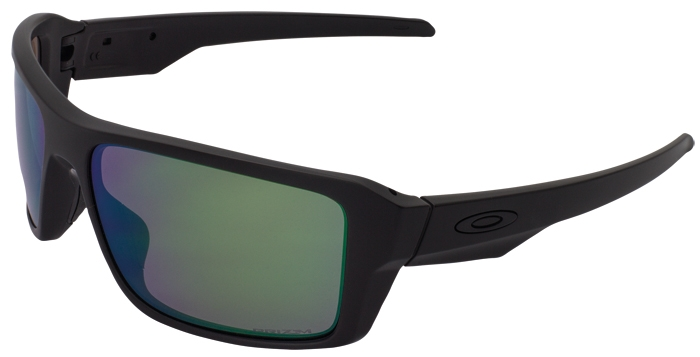 Oakley Double Edge Matte Black Grey Polarized lOmPsLi9