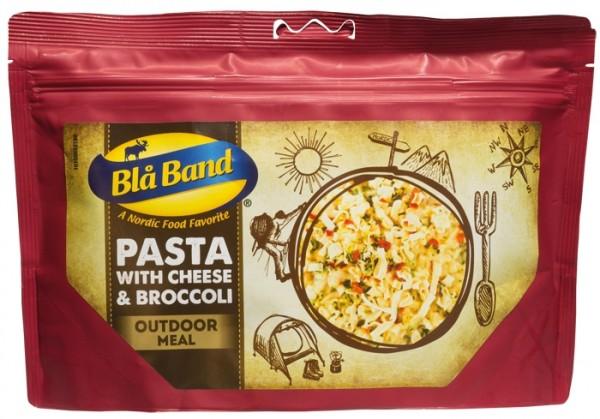 Blå Band Outdoor Meal - Pasta mit Käse und Brokkoli