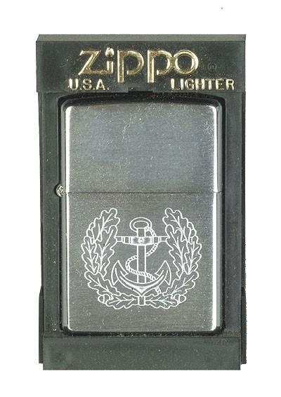 Zippo Feuerzeug Motiv Teilstreitkraft Marine