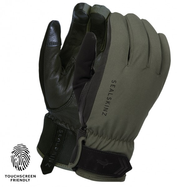 Handschuhe SealSkinz All Season Touchscreen Glove
