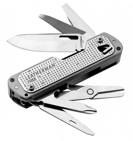 Leatherman Free T4 Multifunktionsmesser