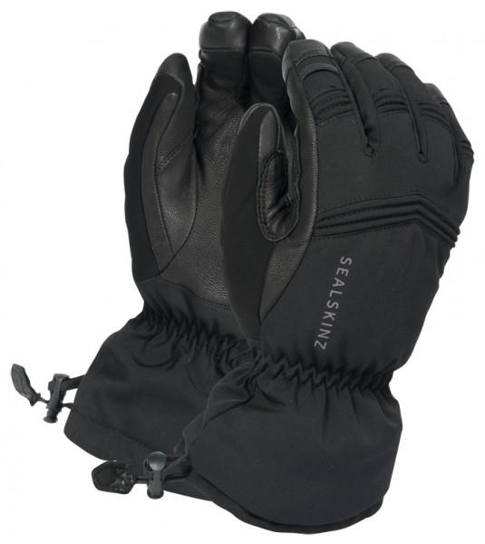 Handschuhe SealSkinz Extrem Cold Weather Schwarz