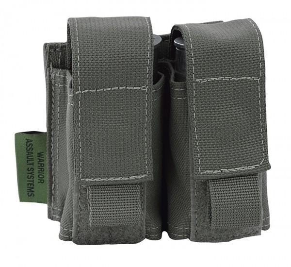 Warrior Double 40mm Pouch Ranger Green
