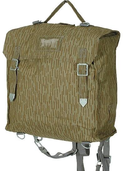 NVA Packtasche mit Tragegestell