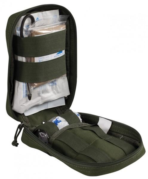 Tactical Trauma Kit 17-teilig mit Tasche Oliv