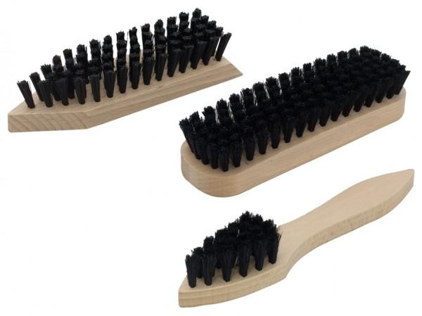 Haix Schuhbürsten Set 3-teilig