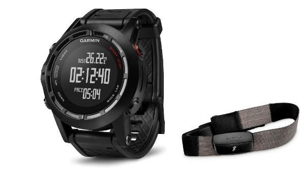 Garmin Fenix 2 Multisport Training GPS Bundle