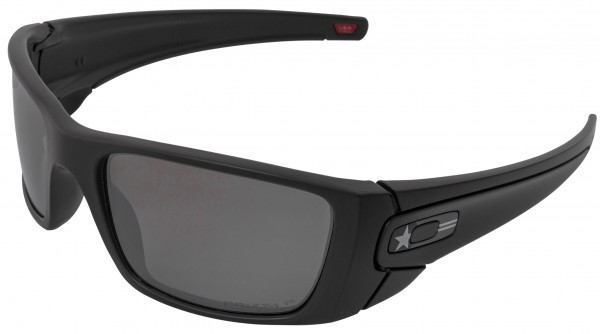 Oakley Fuel Cell Air Force Prizm Black Polarized