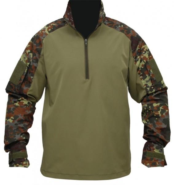 TACGEAR Combat Shirt Flecktarn