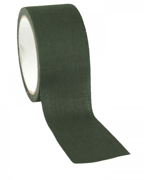 Mil-Tec Textilklebeband Oliv 10m