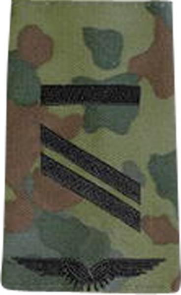 BW Rangschl. Obergefreiter UA LW Fleckt/Schw.