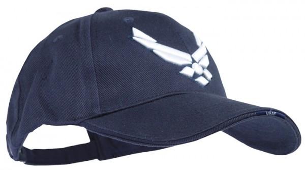 Baseball Cap Blau U.S. Air Force