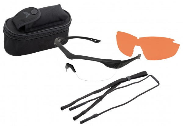 Edge Tactical Overlord Kit Tigers Eye/ Clear