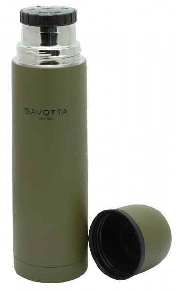 Savotta Army Insulated Bottle 0,75 Liter