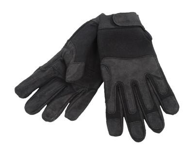 Handschuhe Mil-Tec Army Gloves Schwarz