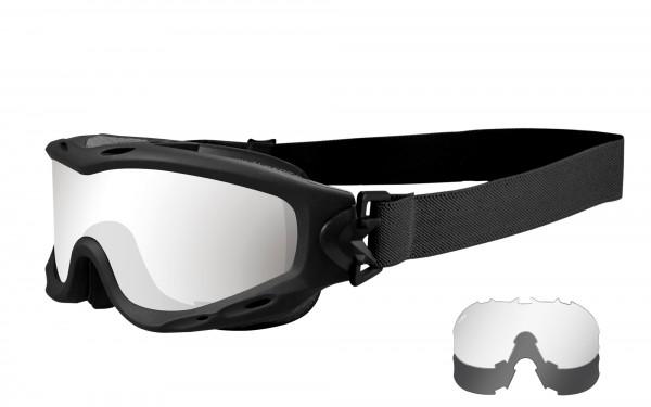 Wiley X Spear Schutzbrille Smoke/Clear