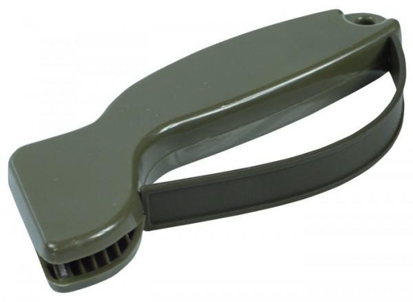 MFH Messerschärfer mit Griffschutz