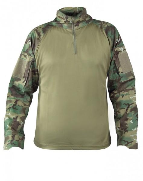 Mil-Tec Shirt Warrrior Arid-WL