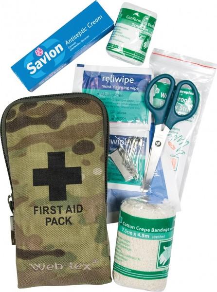 WEB-TEX First Aid Kit Small mit Inhalt
