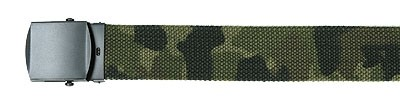 US Hosengürtel Flecktarn 40mm