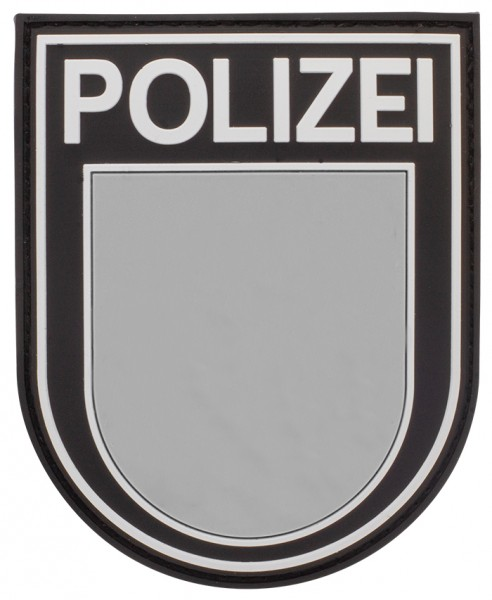 3D Ärmelabzeichen Polizei Brandenburg