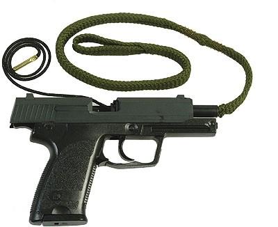 Hoppe's BoreSnake Laufreiniger Pistole (9mm, 38, 380, 357)