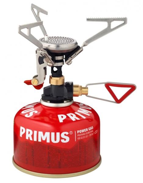 Primus Microntrail Gaskocher mit Piezo und Regulierer
