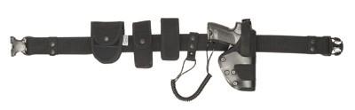 Securit Koppel mit Ausrüstungstaschen 8-teilig