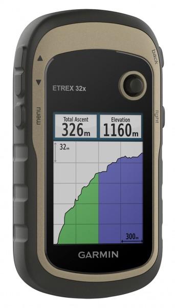 Garmin eTrex 32x GPS-Handgerät