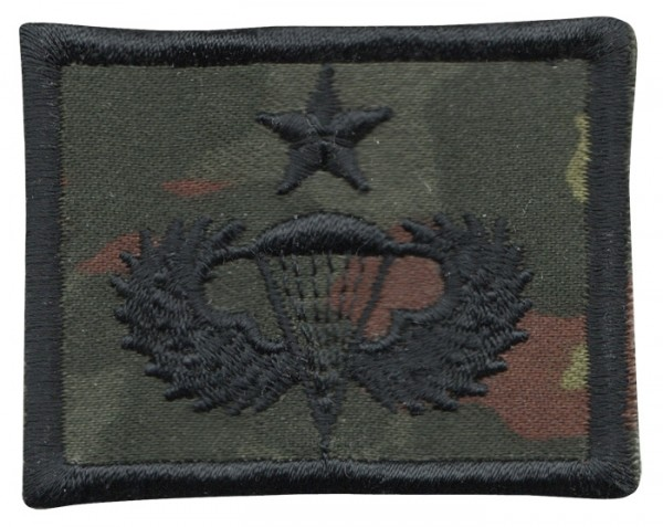 US Fallschirmspringerabz. Senior Flecktarn