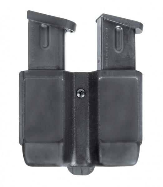 BLACKHAWK CQC DP-Magtasche Doppelreihig 9 mm Schw.