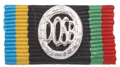 Bandschnalle DOSB-Sportabzeichen Silber