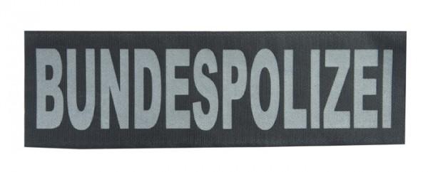 Schriftzug Groß Bundespolizei /Kopie Dienstausweis