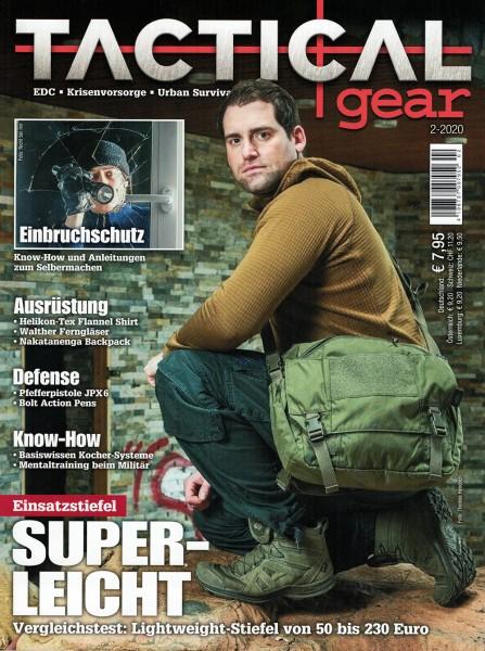Tactical Gear Magazin 2-2020