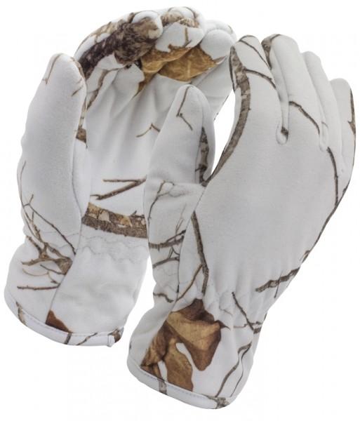 Jagd Handschuhe Snow Wild trees