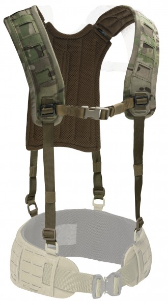 Templars Gear 4-Point H-Harness