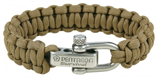 Pentagon Armband Tactical Survival Bracelet