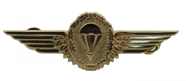 BW Tätigkeits-Abz.Fallschirmjäger Gold
